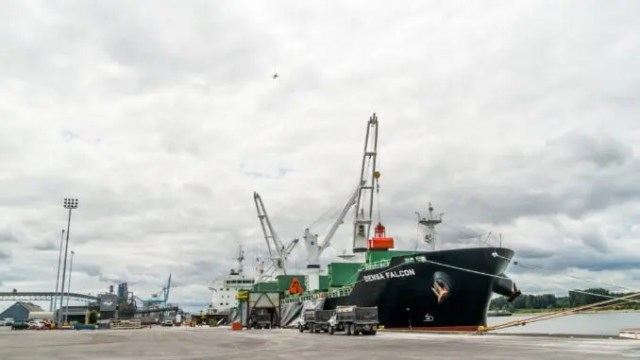 Interview: Continental's Hulsey Talks Shipping Oil Overseas