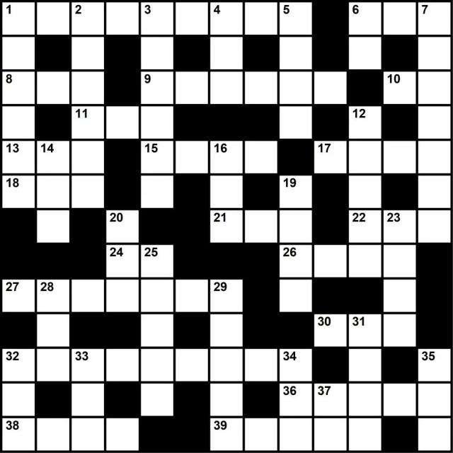 Oilman Interactive Crossword Puzzle - September/October 2017