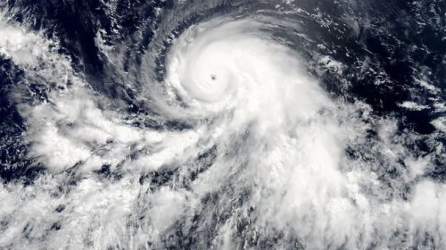 Hurricane in Gulf of Mexico headlines energy news