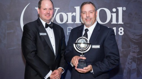 Oilfield Helping Hands named 'Best Outreach Program' at 2018 World Oil Awards