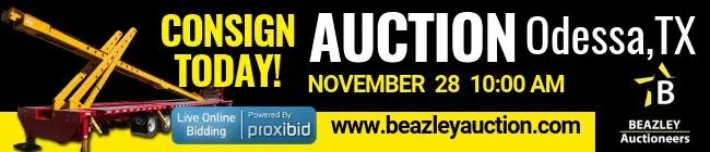 Beazley Auction November