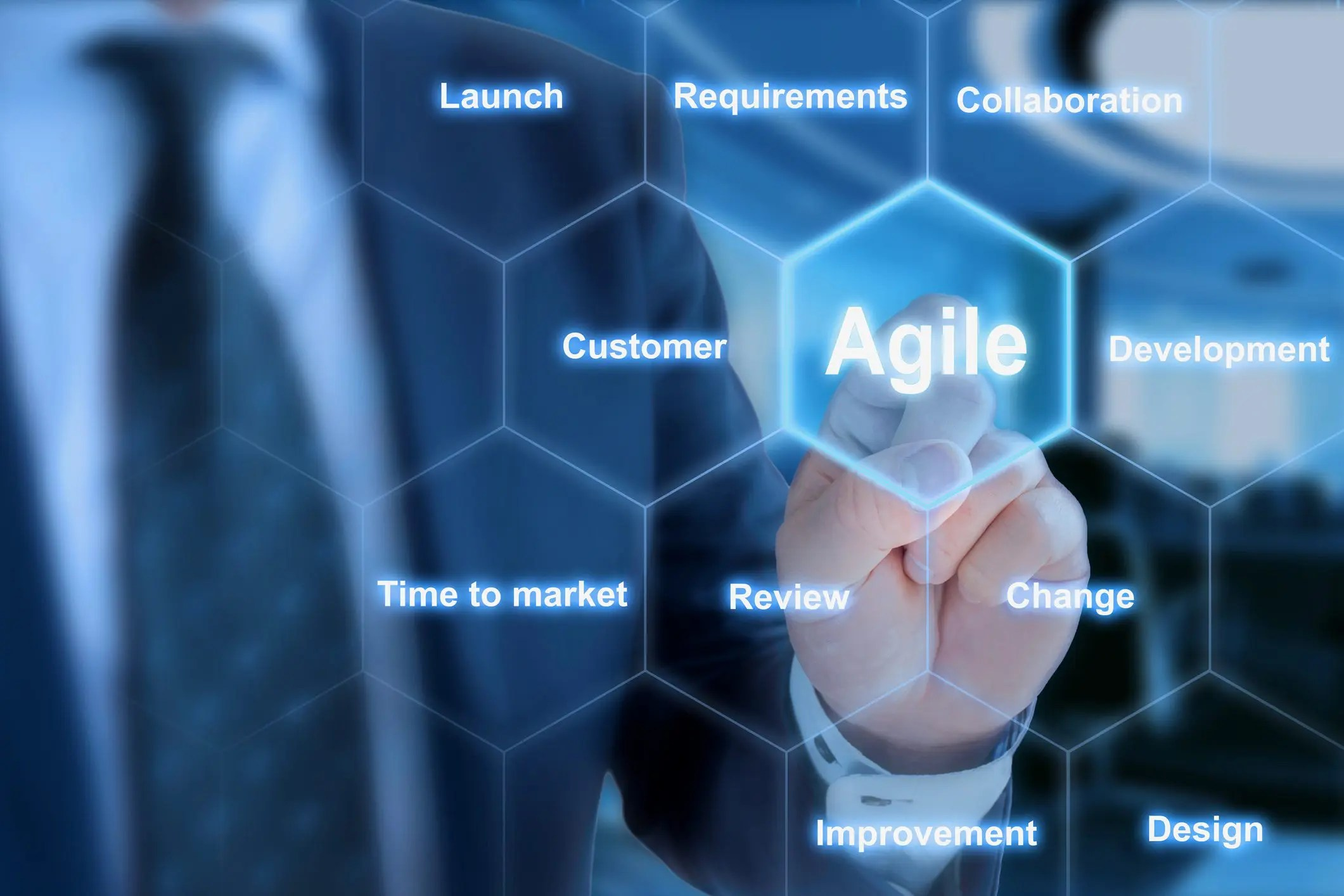 Top 5 Principles in Becoming 'Agile' During Digital Transformation Implementation