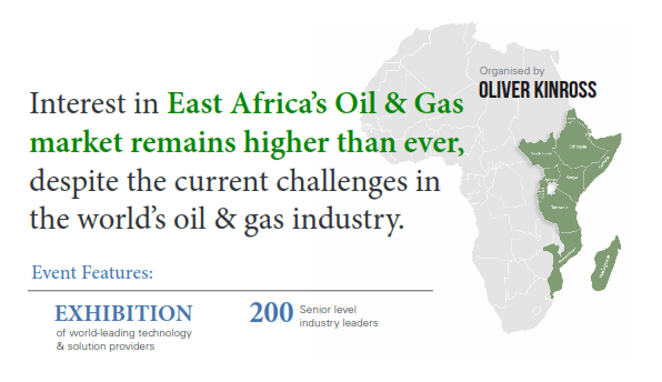 6th East Africa Oil And Gas Week Set For Nairobi Next Week