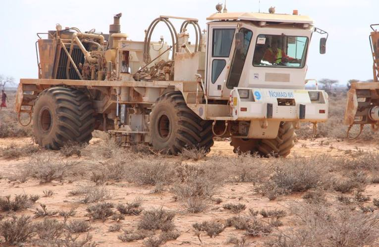 Update – Over 500KM Of 2D Seismic Acquired to Date in Somaliland