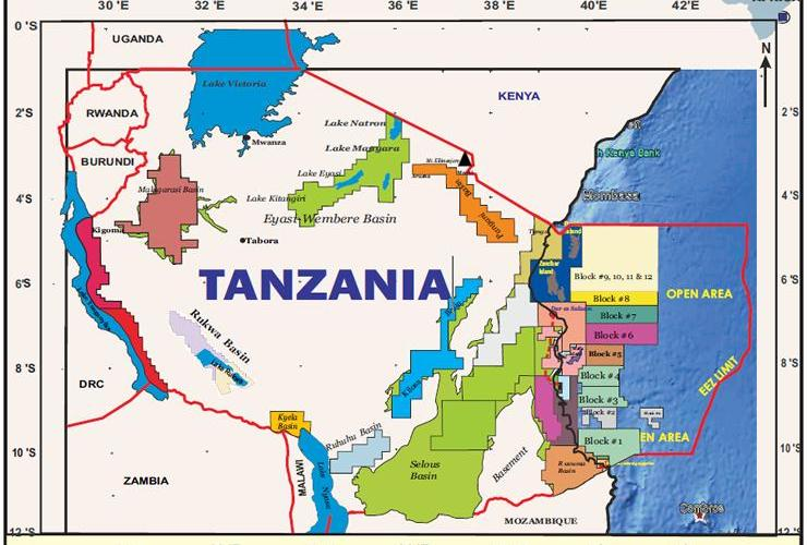 TANZANIA SEEKS TO REVIEW MODEL PRODUCTION SHARING AGREEMENT
