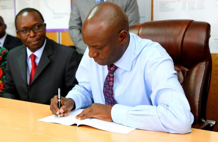 Kenya Joint Venture Partners Sign the Joint Development Study Agreement for the Crude Oil Pipeline