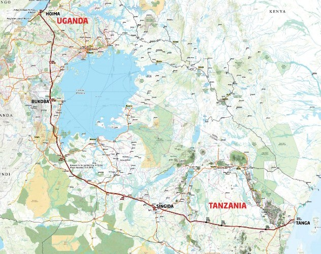 Uganda & Tanzania: Resumption of the  East Africa Crude Oil Pipeline (EACOP) Project Activities