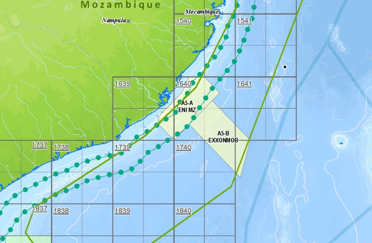 Spectrum commences 2D Multi-Client Survey Offshore Mozambique