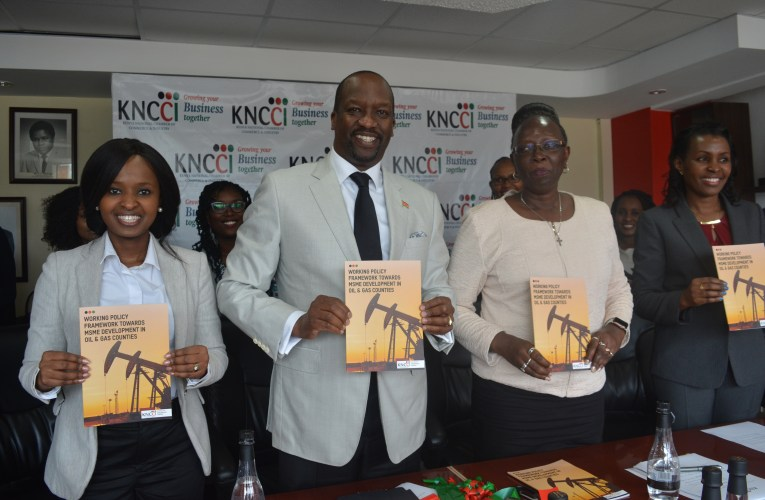 KNCCI K-Expro Launch the Working Policy Framework Towards MSME Development in Oil & Gas Counties