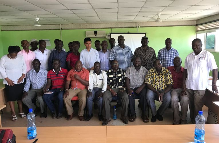 Kenya National Chamber Of Commerce & Industry Holds Msme Workshop In Lodwar