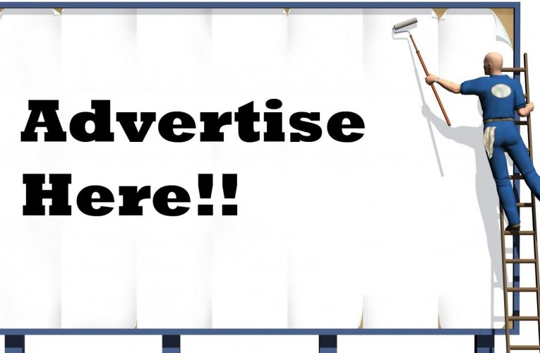Advertisement Opportunity