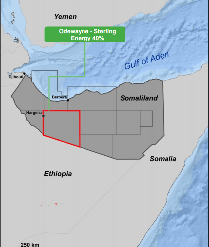 Somaliland Extends Odewayne Block PSA