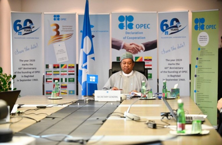 OPEC+ ends Oil Price War, awaits G20 Meeting for OPEC+ Deal