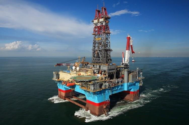 SURINAME: Maersk Drilling Secures Contract for Semi-submersible Rig Mærsk Developer