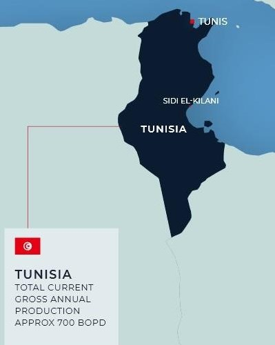 TUNISIA: Zenith Energy Makes First Payment to KUFPEC for Sidi El Kilani