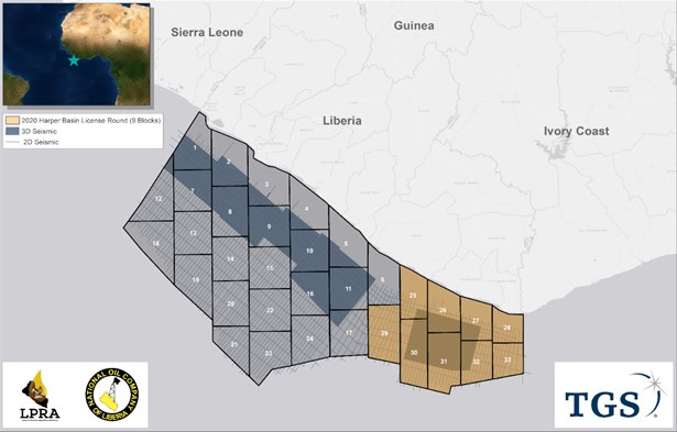 Liberia Makes Changes to its Bid Evaluation Criteria for the 2020 Offshore Licensing Round for the Harper Basin