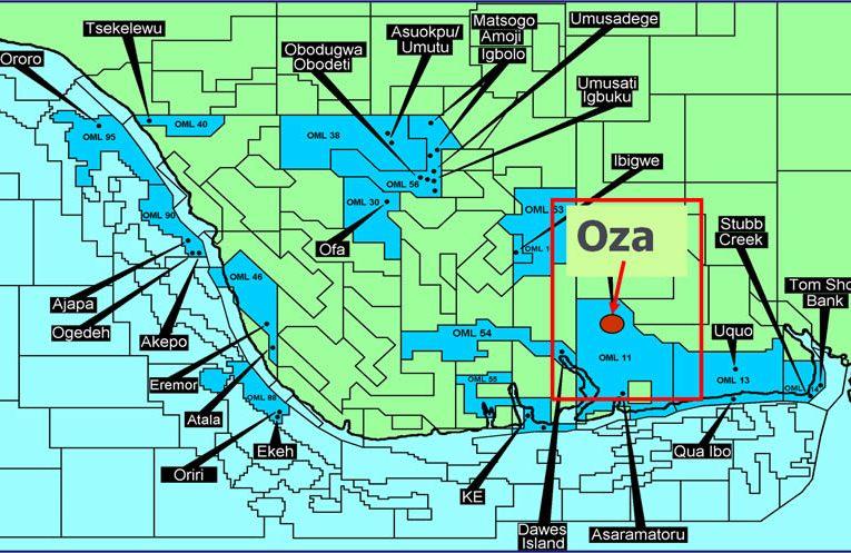 NIGERIA: San Leon provides $7.5M funding for development of Oza Field