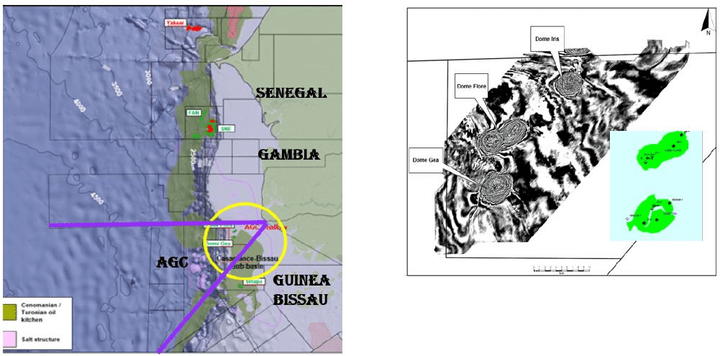 GUINEA BISSAU :AGC Authority Invites Bids for the AGC Shallow block