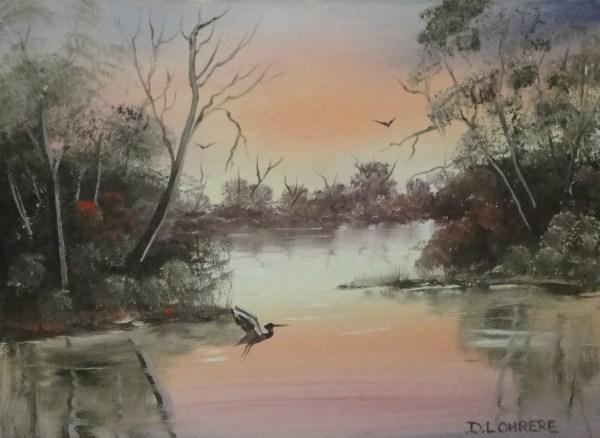 Oil Painting Original Artwork Debra Lohrere