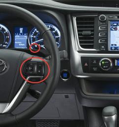 2015 toyota highlander controls [ 1347 x 667 Pixel ]
