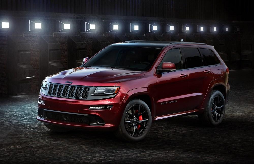 medium resolution of 2016 jeep grand cherokee srt