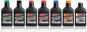 Amsoil Signature Series motor oil image