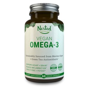 plant-based Omega-3 Supplements