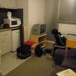Hotel With Kitchen In Room Mobile Food For Sale On Swanston