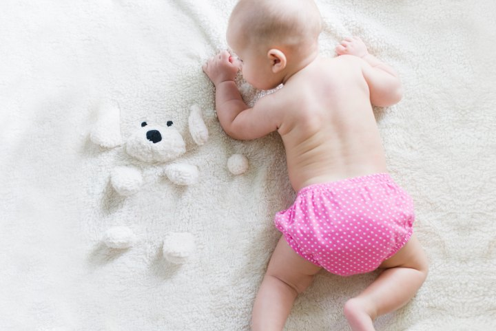 Make the switch to this safe, natural remedy for your babies' bottoms:)