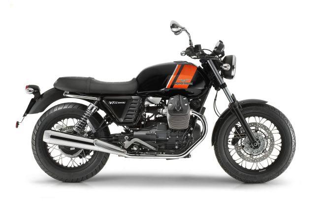 2015 Moto Guzzi V7 II Special