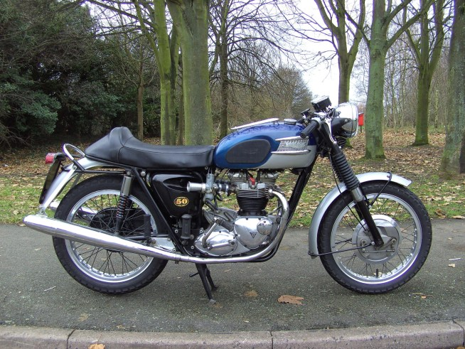 1965 Triumph Thruxton Bonneville