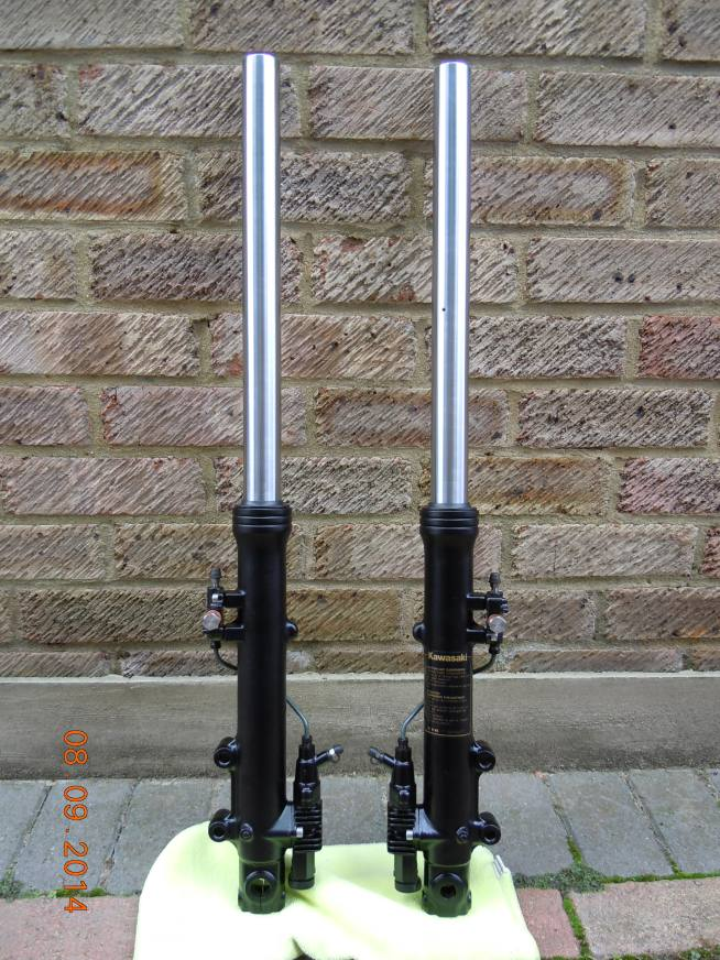 Refurbished forks