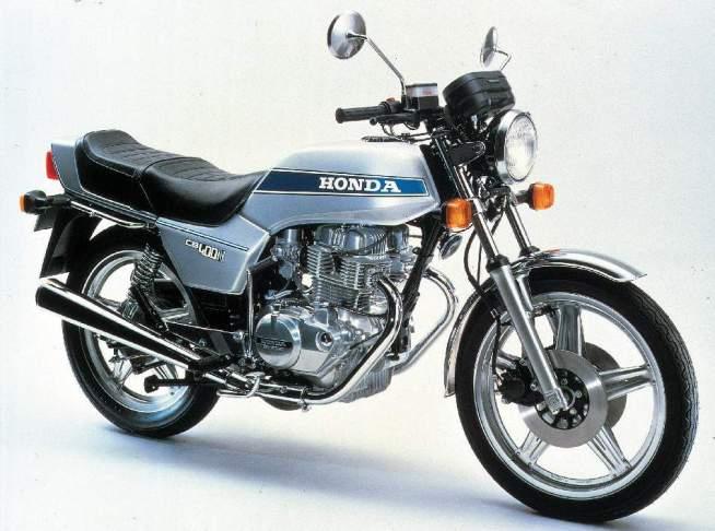 Honda CB400N Superdream