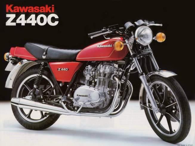 Kawasaki Z440C