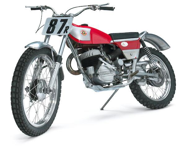 1969 Bultaco Sherpa T Sammy Miller Replica