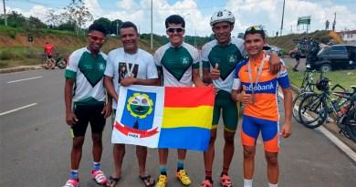 Oriximinaense conquista competição de ciclismo no Amazonas