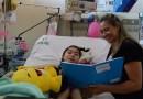 Pacientes internados são escolarizadas nos hospitais gerenciados pela Pró-Saúde