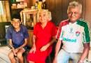 Famílias comemoram a chegada da energia no ramal da Rocha Negra
