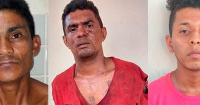 Polícia conclui inquérito sobre latrocínio em Rurópolis e prisão preventiva de trio é decretada