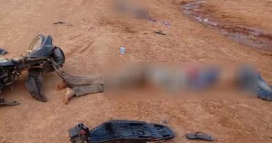 Trio suspeito de assalto é encontrado morto na Rodovia Trânsamazônica, entre Uruará e Placas