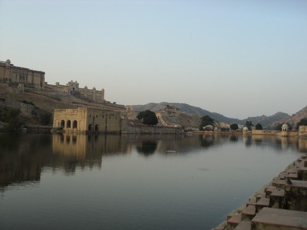 Beyond Jaipur - Jaigarh & Amer