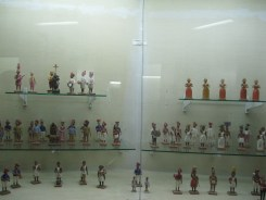 Dolls from diverse cultures