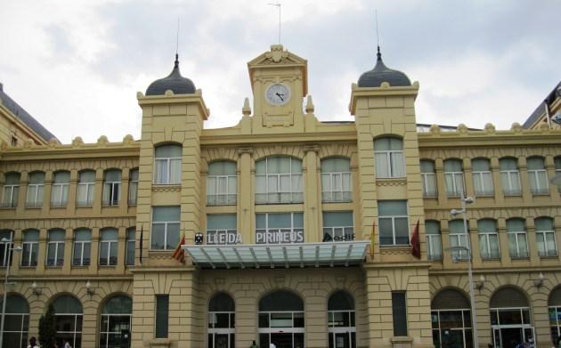 Estació de Lleida Pirineus