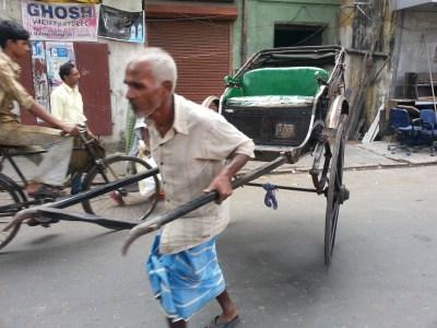 Human cart