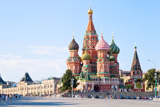 One of many magical sights that await me! :-) (Source: burgessyachts.com/en/locations/moscow)