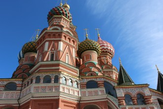 GLIMPSES OF MOSCOW – A PHOTO ESSAY