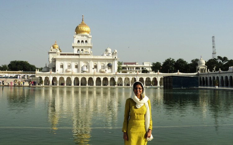 GURDWARA ETIQUETTE – OBSERVATIONS FROM MY FIRST VISIT