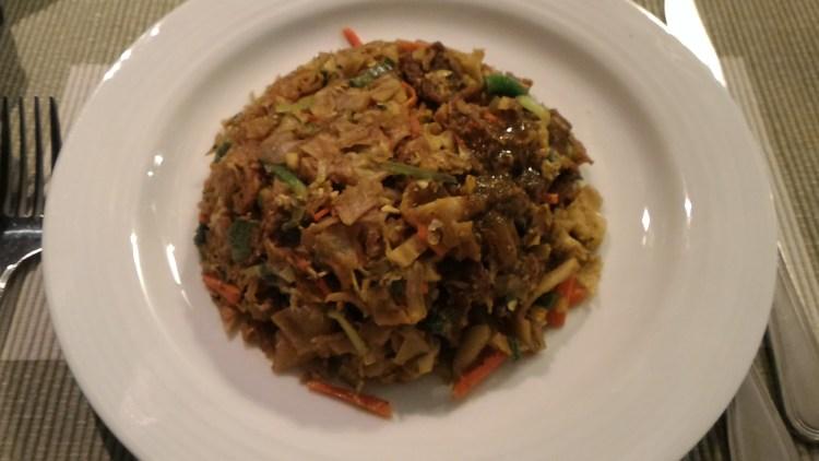 Kottu - Sri Lanka's spicy quick-meal