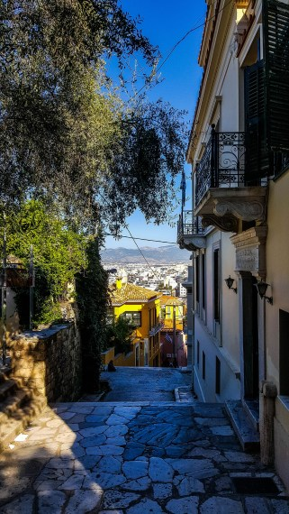 Athens (Courtesy: Iulia - Alexandra Falcutescu)