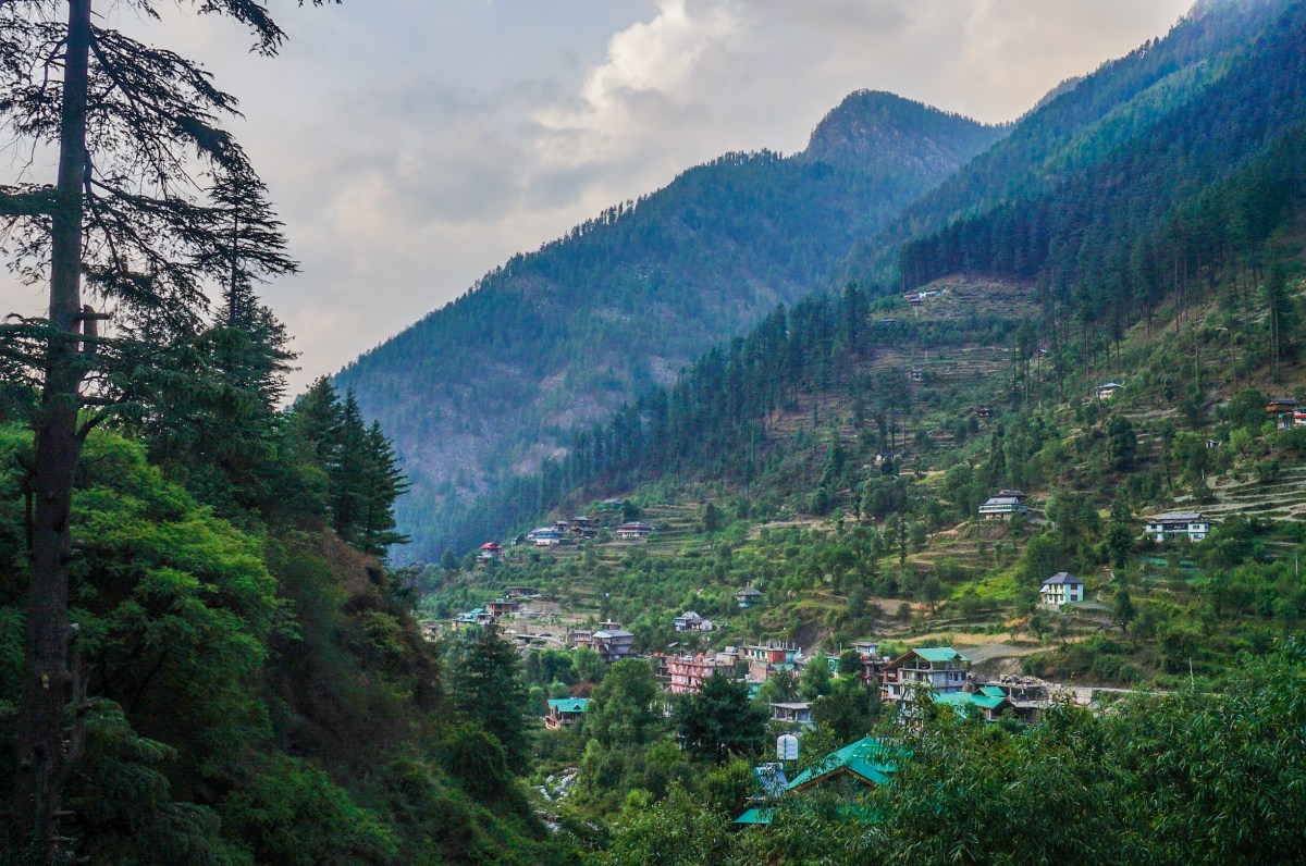 Beautiful Monsoon Destinations In India